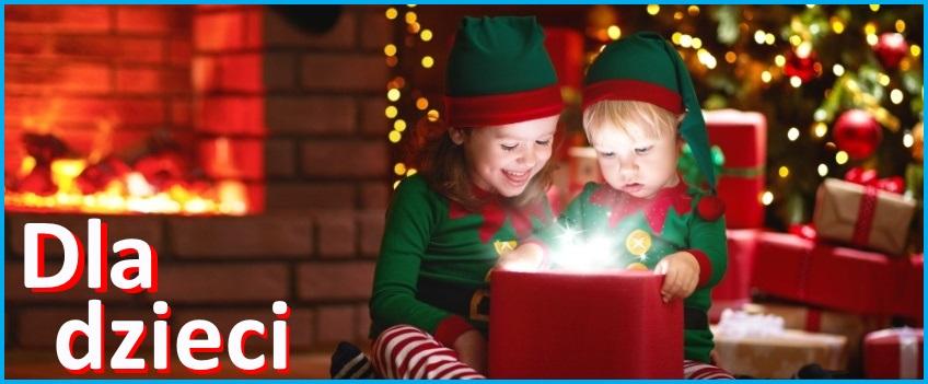 Inspiracje prezentowe dla dzieci
