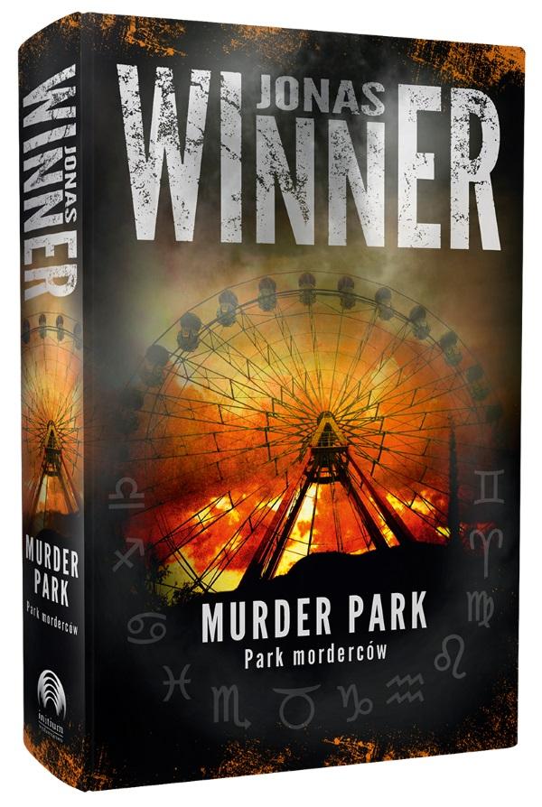 Książka Murder Park. Park morderców. autor Winner Jonas