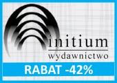 Książki z wydawnictwa Initium rabat 42%