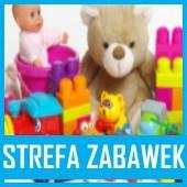 strefa tanich zabawek miśki lalki klocki
