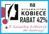 Książki z Wydawnictwo Kobiece -42%